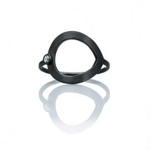 Petal-Open-ring-oxide-silver