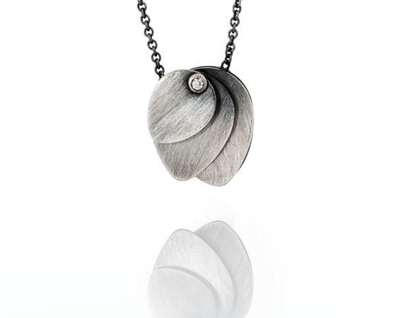 Medaljon-I-Sølv