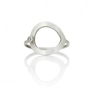 petal-open-silver-ring